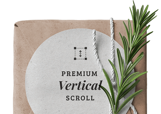 Elementor Vertical Scroll Widget